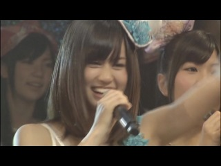AKB48 - Request Hour Set List Best 100 Songs 2010 [LIVE at SHIBUYA-AX] / PART II