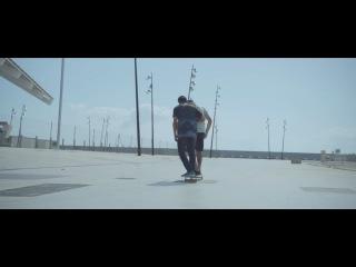 Kilian Martin and Alfredo Urbon - smart skate fortwo