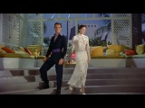 Cyd Charisse &amp James Mitchell dance, Carol Richards sings - One Alone