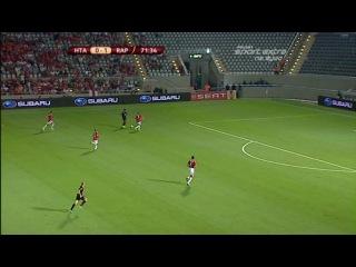 Лига Европы 2011-2012 | Группа C | 1 тур | Хапоэль (Израиль) - Рапид (Румыния) | Polsat Sport Extra [POL] 2 тайм