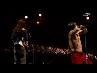 Red Hot Chili Peppers - Can't Stop (Live. русские субтитры)