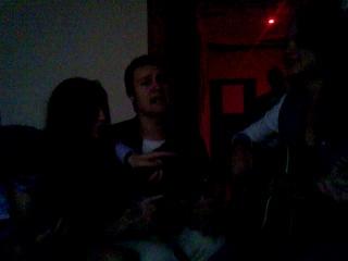 Посвят. 50 пьяных человек поют