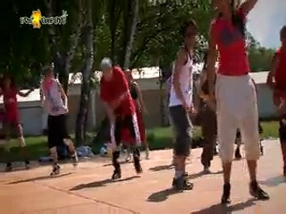 Видео уроки уличных танцев: Hip Hop, LA Style, Krump, Popping, Locking [video-dance.ru] 11