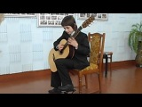 Эрик Офн (Сирота) Струны гитары А.Затинченко и Цыганочка В.Козлов