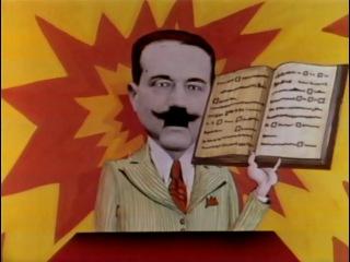 «Летающий цирк Монти Пайтона» / Monty Python's Flying Circus - Сезон 2 / Серия 8 - Archaeology Today