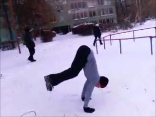 Тренировка Омских спортсменов(WorkOut Omsk)
