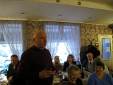 День рожденья Игоря Шипкова в кафе София Санкт-Петербург 31.03.2013.