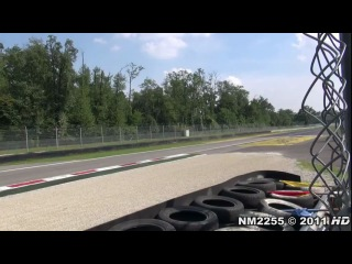 Test formula 1 (f1) with pure engine sound!!.flv
