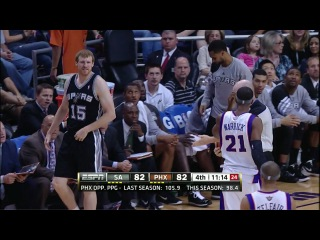NBA 2011-2012 / RS / 25.04.2012 / San Antonio Spurs @ Phoenix Suns 2