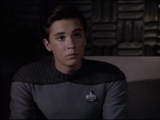 Звёздный путь: Следующее поколение - сезон 2 серия 17
