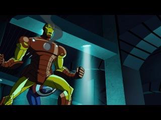 Мстители: Могучие Герои Земли (Сезон 1 Серия 16) - Укравший Завтрашний День