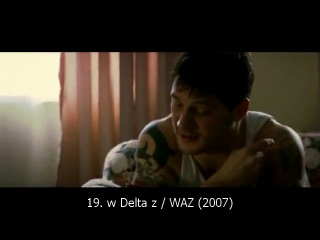 Tom Hardy Filmography - 37 Movies (2001-2012)