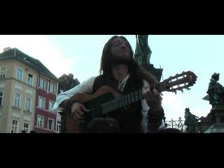 Виртуозная игра на гитаре ESTAS TONNE