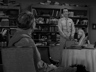 Сумеречная зона 1959 (The Twilight Zone) [2x29] The Obsolete Man