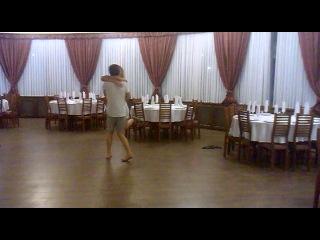 Свадебный танец Светы и Максима - классический медленный вальс
