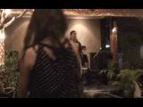 Бали 2011г. Музыкальный номер в одном  из кафе