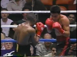 1997-04-21 Juаn Маnuеl Маrquеz vs Аgарitо Sаnсhеz (WВО NАВО Fеаthеrwеight Тitlе)