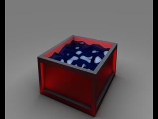 3D voda