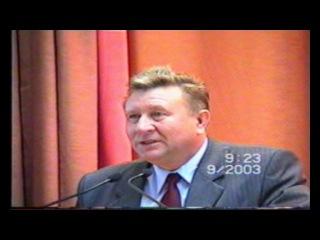 КМБ, Присяга, Вручение погон, Показуха - ТФМосУ набор 2003 года