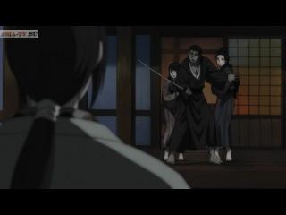 Клинок бессмертного / mugen no juunin / blade of the immortal - 2 серия (субтитры)