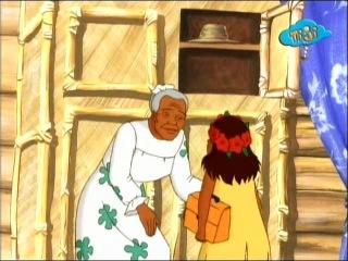Сказки дядюшки Бобра. 99. Возвращение на остров Ванили