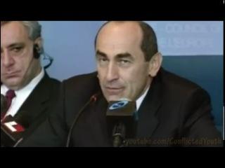 Президент Армении Роберт Кочарян :