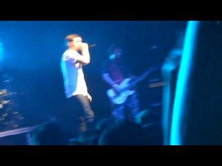 Noize MC - Наверно это мой рай Клуб Milk 01.04.11