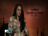 MTV Rough Cut: Kristen On Final Cut Of 'Breaking Dawn' Sex Scene