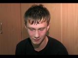 Интервью с нападающим команды ДЮБЛ Никитой Русиновым