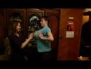 Ванюша танцует с Ксюшей...