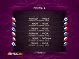 Футбол LIVE |Жеребьевка финальной стадии УЕФА ЕВРО 2012 | Студия