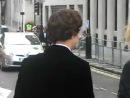 Benedict Cumberbatch at Baftas