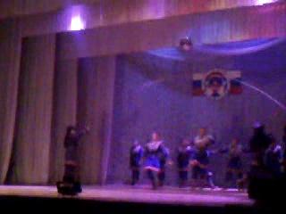 Ансамбль танца радость пираты и пиратки Мурманск 27 11 2011