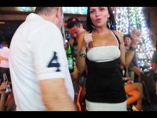 Amy ladyboy in pattaya walking street thailand ny 2012