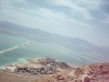 Козья тропа над мертвым морем