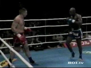 K-1 WGP 2003 - Peter Aerts vs Jerrel Venetiaan [BOI.tv]