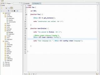 CodeIgniter. День 13: Extending the Framework.