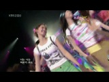 [PERF] SNSD - Let's Talk About Love and Gee (KBS Music Bank / 2009.03.27)