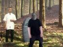 Приключения повара и опасного поцыка-2 серия: Повар и опасный поцык против буйного Славика 2:Попов и повар оживляют поцыка