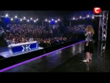 Юлия Чупира - I`ll always love you ( На X-Factor 2 (песня Whitney Houston - I`ll always love you))