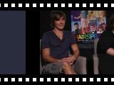 Hairspray- Entrevista a Zac Efron y Nikki Blonsky