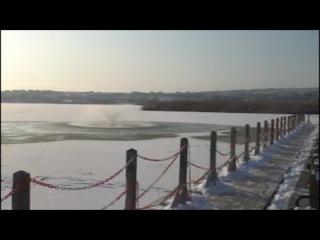 Ankara Gölbaşı. Göl'ün çoğu buz tutmuş. Bu haliyle de, 1 başka güzel