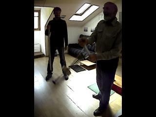 Тренажеры Агашина - упражнения с силовым тренажером-тростью и тренажер -
