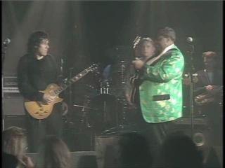 BB King and Gary moor