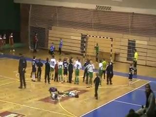 Пенальті СДЮШОР vsЛокі (ми білі) 1 гол Бідзіля номер 7; 2 гол Батрин номер 10
