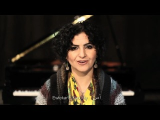 Ciwan Haco_ Şivan Perwer_ and other Kurdish artists support the Syrian revolution