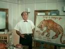 Схема разруба тигра (Полосатый рейс, 1961)