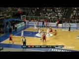 Beşiktaş Milangaz 73 : 65 Galatasaray Medical Park (TBL 2011/12)