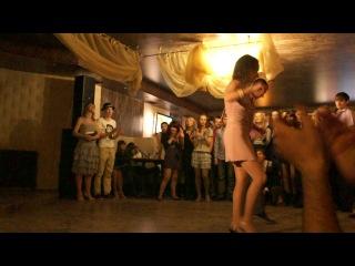 Второй конкурс побачате. Волжский . CUBA Dance.пара № 5 Киренкин Андрей и Маша Пивоварова. 2011