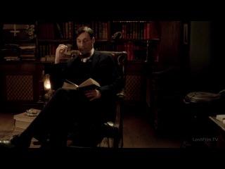 Записки юного врача [1 Сезон: 1 серия из 4] / A Young Doctor's Notebook / 2012| LostFilm HD